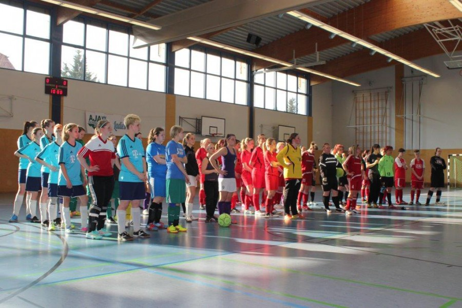 Sporthalle Fest 2015