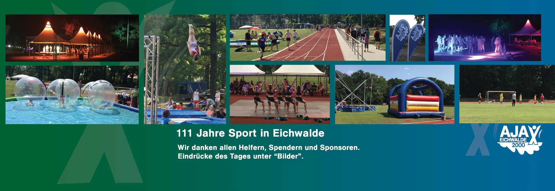 Banner-Sportfest